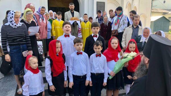 Престольне свято в Миколаївському кафедральному соборі м. Ніжина