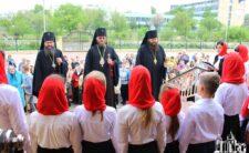 Архієпископ Климент привітав Архієпископа Сєверодонецького і Старобільського Никодима з Днем тезоіменитства (відео)
