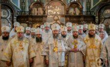 Архієпископ Климент привітав Єпископа Переяслав-Хмельницького Діонісія з Днем народження