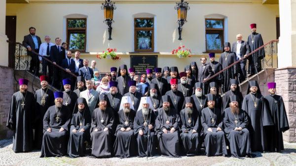 Архієпископ Климент взяв участь у засіданні Вченої ради КДА
