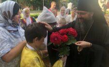 Архієпископ Климент очолив Літургію в Неділю святих отців I Вселенського Собору (+відео)