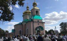 Богослужіння в день пам'яті святителя Іоасафа, Єпископа Бєлгородського (відео) (оновлено)