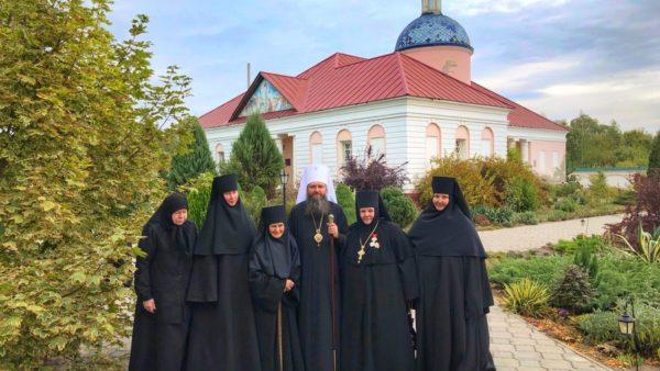 20 років з дня відродження Крупицького Миколаївського монастиря