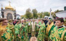 Собор преподобних отців Печерських, що в Ближніх печерах почивають (відео)