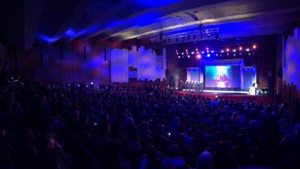Митрополит Климент вручив премію під час церемонії відкриття Міжнародного фестивалю православного кіно «Покров» (відео)