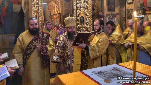 Митрополит Климент вшанував пам'ять святителя Димитрія Ростовського (відео)