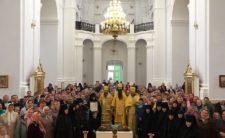 Митрополит Климент звершив Божественну літургію у Свято-Троїцькому Браїлівському жіночому монастирі Вінницької єпархії (відео)