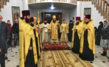 Високопреосвященніший Митрополит Климент звершив всенічне бдіння в Аннинському жіночому монастирі на Буковині