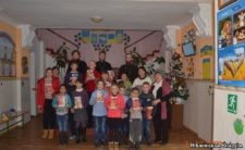Священники привітали вихованців школи – інтернату з Різдвом Христовим