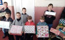Благочинний 1-го Прилуцького округу відвідав Дитячі будинки та НРЦ Прилуцького району (відео)