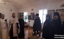 У Ніжинській єпархії помолилися за упокій душ загиблих під час трагічного протистояння на Майдані