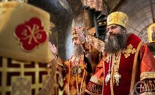 Високопреосвященніший Митрополит Ніжинський і Прилуцький Климент молитовно вшанував пам'ять священномученика Володимира (Богоявленського)
