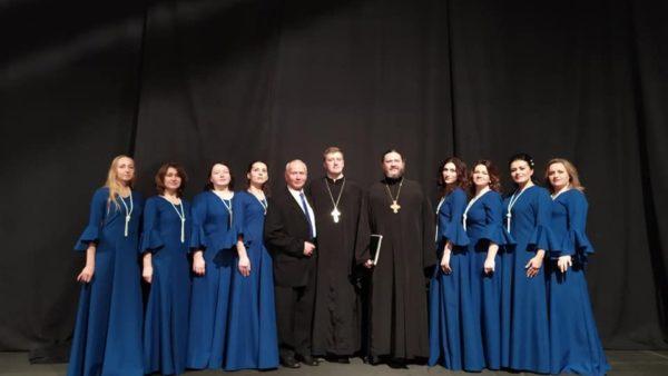 Хор з Ніжинської єпархії став лауреатом XIX-го Міжнародного фестивалю православних піснеспівів «Коложський благовіст»