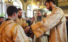 У неділю про блудного сина Митрополит Климент звершив Божественну літургію в м. Бобровиця (відео)