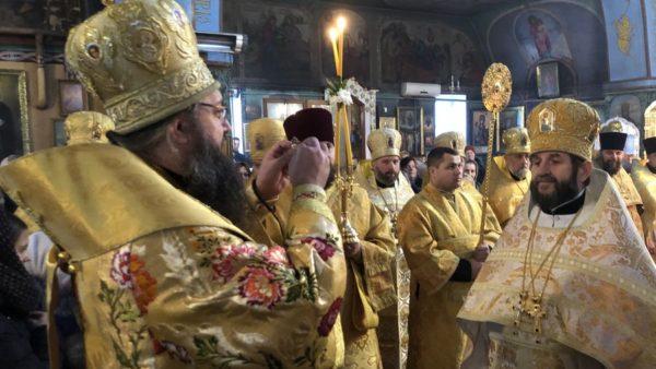 Високопреосвященніший Митрополит Климент вшанував пам'ять святителя Феодосія Чернігівського