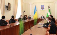 Представники Ніжинської єпархії взяли участь у нараді в Чернігівській ОДА
