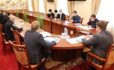Високопреосвященніший Митрополит Климент зустрівся з головою Чернігівської ОДА