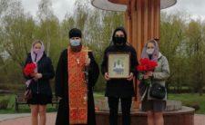 У Ніжинській єпархії вшанували пам'ять жертв Чорнобильської катастрофи