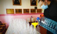У Ніжинській єпархії виготовлено антисептичні засоби за рецептом ВООЗ