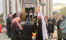 Високопреосвященніший Митрополит Климент вшанував Іверську ікону Пресвятої Богородиці