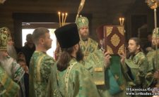У с. Дідівці Прилуцького району вшанували пам'ять преподобної Параскеви Сербської (відео)