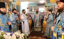 У Носівці вшанували Єрусалимську ікону Божої Матері (відео)