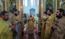У Неділю 19-ту після П'ятидесятниці Митрополит Климент звершив Божественну літургію в Миколаївському кафедральному соборі м. Ніжина