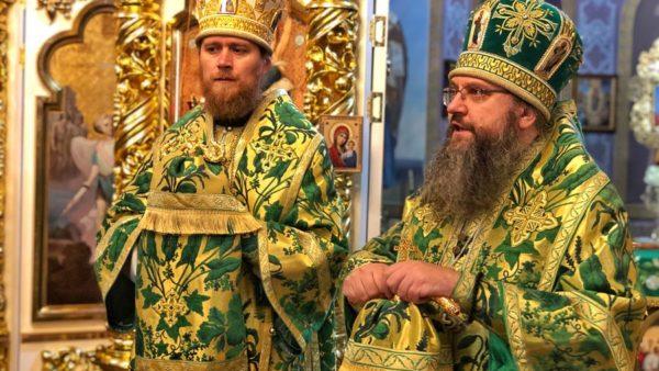Високопреосвященніший Митрополит Климент вшанував пам'ять праведної Пелагії Горленко (відео)