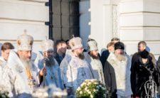 Високопреосвященніший Митрополит Климент взяв участь богослужіннях за упокій душі Блаженнішого Митрополита Володимира (відео)