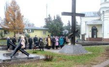 У Ніжинській єпархії піднесли молитви за жертвами голодоморів