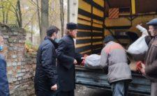 Братія Ніжинського Благовіщенського чоловічого монастиря надала чергову допомогу Ніжинській міській лікарні