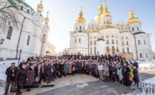 Клірики і віряни Ніжинської єпархії взяли участь у з'їзді представників захоплених храмів УПЦ (відео)