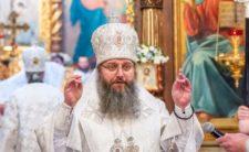 Митрополит Климент співслужив Предстоятелю УПЦ Божественну літургію в Кременецькому жіночому монастирі Тернопільської єпархії