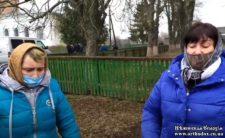 """Жителі села Припутні розповіли про злодіїв, що називають себе """"ПЦУ"""", самі не моляться і не дають місцевим жителям причащатися в Піст (відео)"""