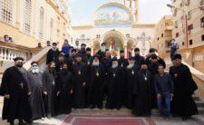 Преосвященніший Єпископ Ладанський Феодосій звершив прощу до монастирів Єгипту