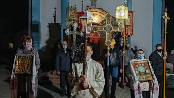 Великодні свята в Бобровиці