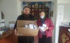 Храми Ніжина забезпечені медичними масками та антисептичними засобами для проведення Великодніх богослужінь