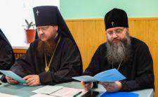 Голова Учбового комітету при Священному Синоді УПЦ взяв участь у засіданні Вченої ради Київської духовної академії