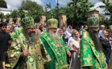 Високопреосвященніший Митрополит Климент вшанував пам'ять преподобного Агапіта Печерського