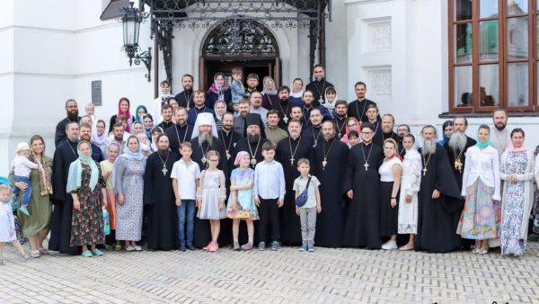 Представник Ніжинської єпархії взяв участь у роботі IX Всеукраїнської конференції керівників єпархіальних відділів у справах сім'ї
