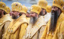Високопреосвященніший Митрополит Климент співслужив Предстоятелю УПЦ всенічне бдіння напередодні 1033-ї річниці Хрещення Русі