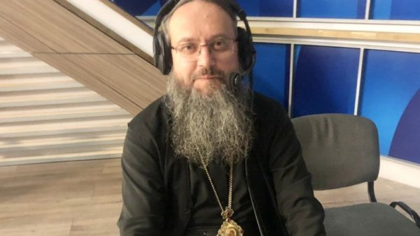 Голова Інформаційно-просвітницького відділу УПЦ коментував телетрансляцію святкового богослужіння з Києво-Печерської Лаври у день свята Хрещення Русі (відео)