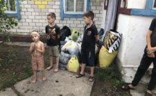 Ніжинська єпархія надає допомогу багатодітним і малозабезпеченим родинам