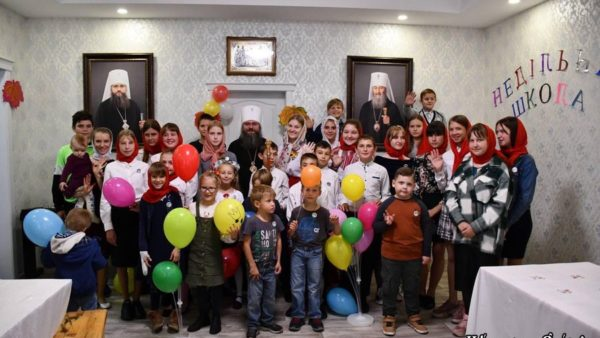 Високопреосвященніший Митрополит Климент освятив Недільну школу в м. Ніжині