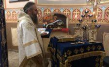 Високопреосвященніший Митрополит Климент звершив нічну Божественну літургію
