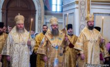 Напередодні Неділі 11-ї після П'ятидесятниці Високопреосвященніший Митрополит Климент очолив всенічне бдіння в Києво-Печерській Лаврі