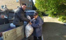 Ніжинська єпархія передала продукти харчування до Ніжинського дитячого будинку-інтернату