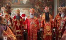 Високопреосвященніший Митрополит Климент вшанував пам'ять преподобномученика Макарія Канівського