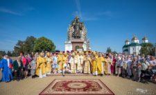 Високопреосвященніший Митрополит Климент очолив богослужіння в день пам'яті святителя Іоасафа, Єпископа Бєлгородського