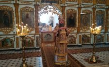 Високопреосвященніший Митрополит Климент очолив престольне свято Хрестовоздвиженського храму м. Ніжина (відео)